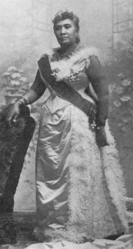 Queen Lili'uokalani - Wrote over 160 poetic melodies and chants. One of her works became one of Hawaii's National Anthems.