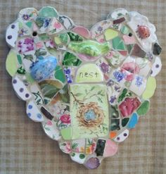 Mosaic Heart...