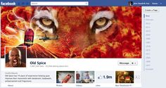 This tiger flame volcano man spray power cover photo swan dives into Old Spice's best Timeline of your life whilst riding a horse. Best Facebook Pages, Facebook Page Cover Photo, Facebook Photos, For Facebook, Timeline Cover Photos, Facebook Timeline Covers, Cover Pics, Timeline Ideas, Cover Picture