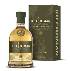 Original Cask Strength,Quarter Cask Matured Launches Worldwide   Kilchoman Distillery