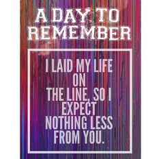 1000+ images about Adtr on Pinterest | A Day to Remember ... A Day To Remember Violence Lyrics
