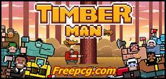 Timberman Free Download PC Game