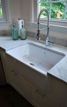 1000+ images about Granite Installations- countertops and ... on Farmhouse Granite Countertops  id=95825