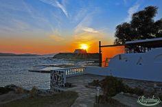 Milos, Pollonia Aigialia seaside villas