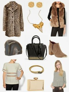 Sense & Sequins: November Wish List
