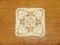 Ravelry: Wild rose doily pattern by Chinami Horiba