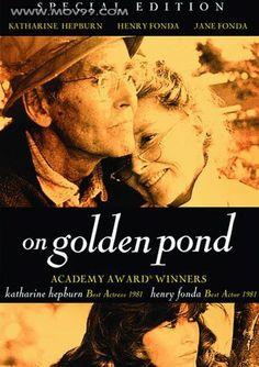 "ON GOLDEN POND -- Norman Thayer, Jr.:  ""Good God!"""