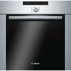 Bosch HBA64B251B single oven offers top quality and design at an affordable price. Featuring practical functions and low energy consumption, the Bosch HBA64B251B stainless steel oven is a great choice for any modern kitchen. | K014250