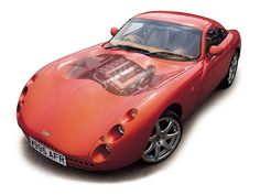 TVR Tuscan Speed 12. Want!