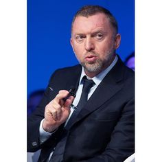 Oleg V. Deripaska, President, RUSAL, Russian Federation speaking during the session: Energy's Clean Transition at the Annual Meeting 2017 of the World Economic Forum in Davos, January 18, 2017 Copyright by World Economic Forum / Greg Beadle #worldeconomicforum #am #am17 #wef #davos
