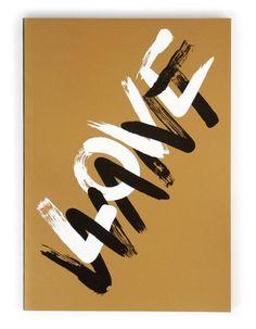 Want Love                                              Jonathan Zawada - graphic designer /  Australia