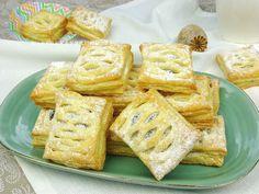 Raspberrybrunette: Makové drobné koláčiky / Fornetti
