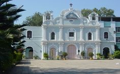 Our Lady Of Grace,Vasai