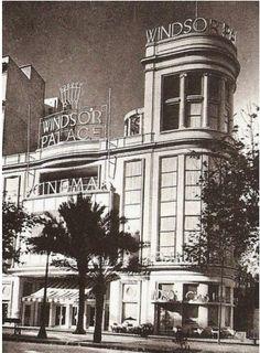 Cinema Windsor. Barcelona. Avda. Diagonal, 472.