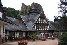 Bad Münster am Stein (Rheinland-Pfalz): Kurmittelhaus