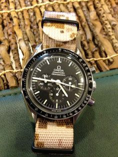 Official Omega NATO ZULU strap picture thread