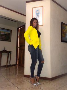 Jeans: Zara Zapatos: Zara  Blazer