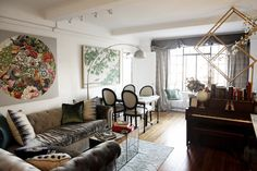 A Small, Sophisticated Studio Apartment in the West Village — House Call