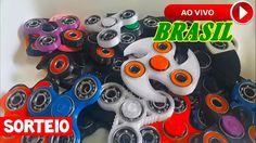 Sorteio de 250 fidget spinner RAROS A CADA 05 MINUTOS (Brasil)ENTRO NA...