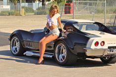 C3 Corvette Girls