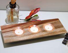 Zen candle holder