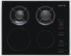 Placas de cocina mixtas