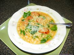 White Bean and Chicken Sausage Soup