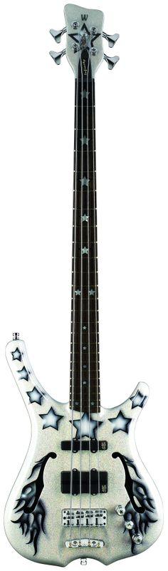 Warwick Bootsy Collins Infinity Signature Bass