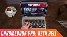 The Verge - Samsung Chromebook Pro: life in beta https://www.youtube.com/watch?v=liUblyXTnKM&t=0s