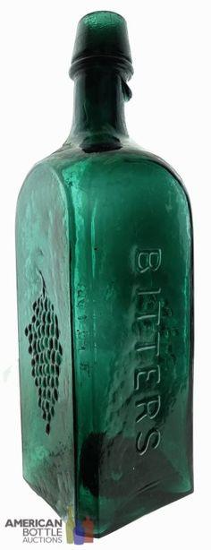 American Bottle Auction - Catalog Lot 108 - American Bottle Auction
