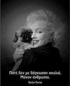 Never have been bitten by dogs.only by people. Picture Quotes, Love Quotes, My Best Friend, Best Friends, Feeling Loved Quotes, Like A Rolling Stone, General Quotes, Wise Women, Greek Quotes