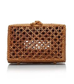 Transparent Bag, Leather Pouch, Vintage Chanel, Star Fashion, Mini Bag, Straw Bag, Hand Weaving, Brother, Beach Bags