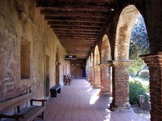 Mission San Juan Capistrano from Lonely Planet's Highlights of the California Mission Trail