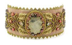 Imagini pentru bead embroidery bracelets- images
