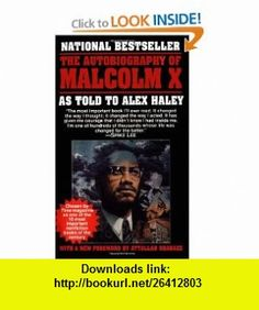 the diary of malcolm x pdf