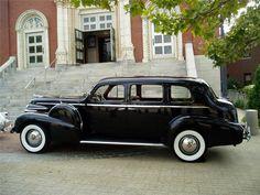 1940 CADILLAC FLEETWOOD LIMO CUSTOM 4 DOOR - 64008