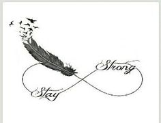 Stay strong tattoo idea. Nice 8531 Santa Monica Blvd West Hollywood, CA 90069 - Call or stop by anytime. UPDATE: Now ANYONE can call our Drug and Drama Helpline Free at 310-855-9168.