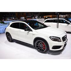 Mercedes GLA Full AMG White