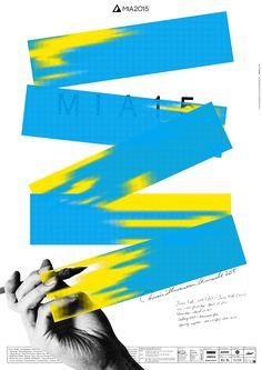 Japanese Poster: Music Illustration Awards. Atsushi Ishiguro (OUWN). 2015