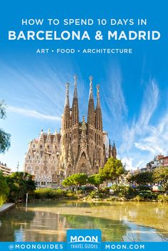Looking for the best places to visit in Spain's most famous cities? Spend 10 days in Barcelona and Madrid exploring world-class art, fascinating food culture, and quirky hidden gems with this travel guide. This itinerary includes bonus day trips to Sitga and Segovia. #spain #travel #barcelona #madrid