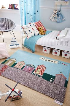 Find more unique and luxurious rugs for kid's bedrooms with the rug collection of Circu: circu.net