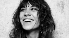 beautiful pictures of alexa chung, Wentworth Black 2016-01-13
