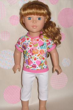 American Girl Doll Clothes 18 Inch Doll by Passion4Sewing4Kids, $10.00