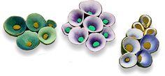Barb Fajardo, Blooming barnacles | Polymer Clay Daily