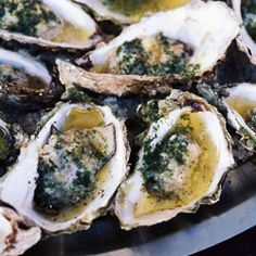 Broiled Stuffed Oysters Recipe - Saveur.com