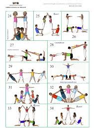 Pin by MeIsCloud on Gardetanz Partner Yoga, Physical Activities, Hiit Workouts At Gym, Different Types Of Yoga, Acrobatic Gymnastics, Learn Yoga, Yoga For Kids, Yoga Challenge, File Folder Games