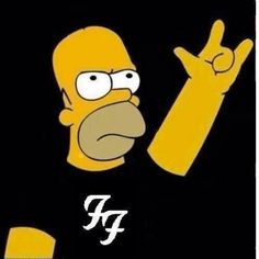 """""""I used to rock and roll all night and party every day. Then it was every other day... now I'm lucky to find half an hour a week in which to get funky."""" - Homer Simpson"""
