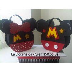 cotillones Mickey Mouse E Amigos, Mickey E Minnie Mouse, Fiesta Mickey Mouse, Mickey Mouse And Friends, Birthday Candy, Mickey Party, Mickey Mouse Birthday, Mickey Mouse Party Supplies, Mickey 1st Birthdays