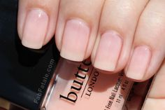 Butter London Pink Ribbon. Love the color...