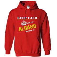For more details follow here http://www.sunfrogshirts.com/Let-ALBANO-Handle-It-9123-Red-14406810-Hoodie.html?8542